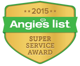 Angie's List Service Award for Tree Service Lincoln